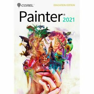 Corel Painter 2021 Download for Mac / Windows (Education Edition)