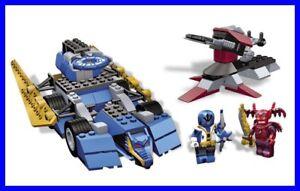 Kit Set Blue Ranger Vs Xandred Power Rangers MEGA BLOKS New Original
