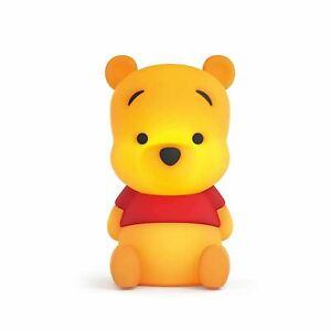 Philips Disney Winnie the Pooh Children's Guided USB Night Light Yellow Lamp