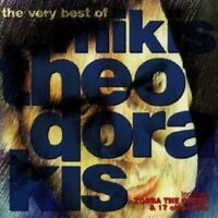MIKIS THEODORAKIS - BEST OF,THE VERY  CD NEU