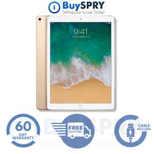 """Apple iPad Pro 12.9"""" 2nd Generation 🍎 256GB Gold Wi-Fi Tablet 🌐 MP6J2LL/A"""