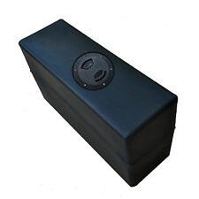 Fresh/Acque Reflue Cisterna Contenitore potabile Nero 18 L & Hatch-CAMPER/BARCA