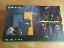 Microsoft Xbox One X 1TB Konsole Cyberpunk 2077