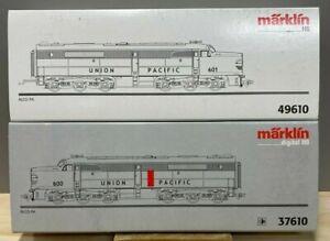 Marklin  37610 & 49610  Class 600 ALCO PA-1AA.  Union Pacific Railroad (UP).
