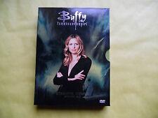 SERIE TV-COFANETTO 3 DVD-BUFFY-STAGIONE CINQUE-5-EPISODI 12-22-QUINTA-PARTE 2^