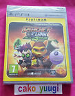 RATCHET & CLANK ALL 4 ONE SONY PS3 PLATINUM NEUF SOUS BLISTER 100% FRANCAIS