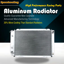 3 Row Aluminum Radiator For Ford Mustang 1980-1993 Automatic Manual