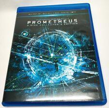 Prometheus 4-Disc Collector's Edition, (3D+Blu-ray+DVD+DC) movie, ridley scott
