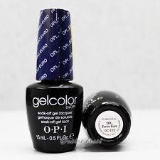 OPI GelColor Euro Central - GC E72 OPI... EURSO EURO 15mL UV Gel Deep Blue Cream