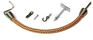 PORSCHE 356 BUNGEE CORD KIT FOR REAR BACK SEATS 644.522.751.00 64452275100