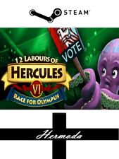12 Labours of Hercules VI: Race for Olympus Steam Key - for PC, Mac or Linux