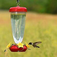 Woodstream Hummingbird Top Fill Hummingbird Feeder W/Free Nectar - 683907 New