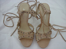 Dolcis ladies leather shoes - high heel sandals - BNWOT - size 36