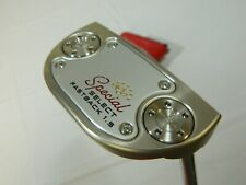 """2020 Titleist Scotty Cameron Special Select FastBack 1.5 33"""" Putter Fast Back"""