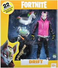 "McFarlane Toys - Fortnite - Drift Deluxe 7"" Scale Action Figure"
