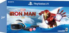 NEW Sony Playstation PSVR Marvel's Iron Man VR Gaming Bundle