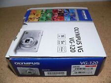 New Olympus V Series VG-120 14.0MP Digital Camera - Red