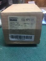 Dayton 4PU49 Heating Control Brand New