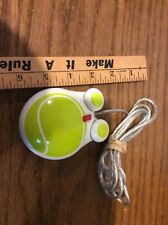 PS/2 Character Mouse Green Ambidextrous Vintage