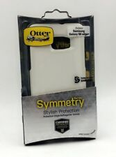 OTTERBOX Samsung Galaxy S6 Edge Symmetry Series Tough Case Cover White
