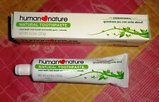 Human Nature Natural Toothpaste (120g)