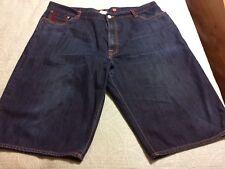 Ed Hardy Blue Jeans Men's Denim Shorts Size 44