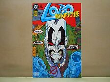 LOBO: INFANTICIDE #3 of 4 DC 1992 9.0 VF/NM Uncertified KEITH GIFFEN/ALAN GRANT