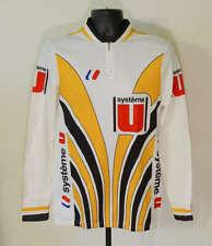 Systeme U Vintage Cycling Jersey NOS Size 5