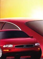 1996 Buick Riviera - 2-page Advertisement Print Art Car Ad J885
