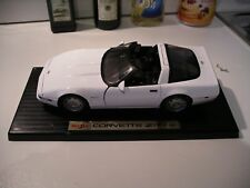 miniature CHEVROLET CORVETTE ZR1  1/18 MAISTO
