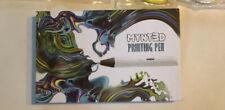 MYNT3D PEN + 2 REFILL PACKS Professional Printing 3D  W/ OLED Display