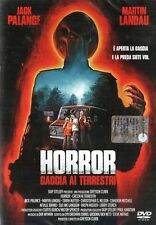 Horror - Caccia Ai Terrestri (1980) DVD