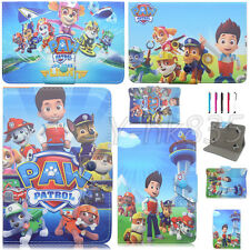 """Universal For 7""""/10""""  inch PU leather tablet case cover New Kids Cartoon Image"""