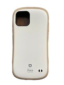 """iFace First Class Cafe Series Cream X Beige For Apple IPhone 12 &12 Pro (6.1"""")"""