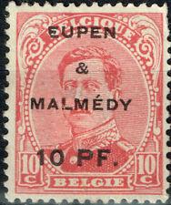 Belgium WW1 Eupen-Malmedy Occupation 1914 stamp MLH