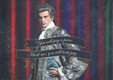 Outlander Season 2 Rainbow Foil Quotes Chase Card Q6 You will pay a price. Mark