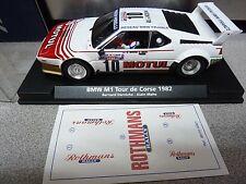 1 32 SCALE FLY A1303 ORIG RELEASE BMW M1 MOTUL ROTHSM. TOUR DE CORSA slot car