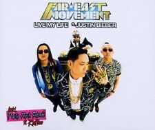 Far East Movement Live my life (2 versions, feat. Justin Bieber) [Maxi-CD]