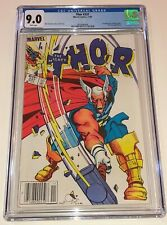 THOR #337 ~ 1st Beta Ray Bill 1983 ~ Newsstand edition ~ CGC 9.0 white pages