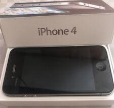 Apple iPhone 4 OVP - 8GB - Schwarz (Ohne Simlock) A1332 (GSM)