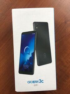 Alcatel 3C 2019 Smartphone schwarz neu + OVP + versiegelt
