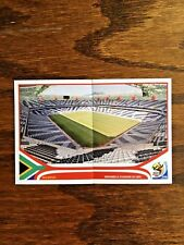 MBOMBELA STADIUM PANINI STICKERS, WORLD CUP SOUTH AFRICA 2010 #SA18-19