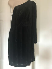 BNWT NEXT BLACK DRESS, PARTY, CLUBBING, EVENING HOLIDAY SIZE 12/14/18 RRP £60