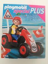 Playmobil 4759 - Kids Racing-Kart / GoKart (MISB, NRFP, OVP)