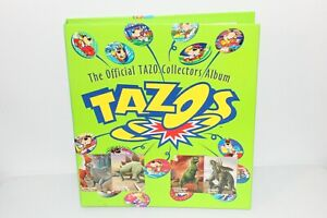 VINTAGE 1990S TAZO COLLECTION DBZ, LOONEY TUNES, SPACE JAM, STAR WARS 300 TAZOS