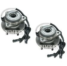 Pair Set of 2 Front Timken Wheel Bearing and Hub Assies Kit for Ford Mercury AWD