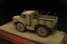 Hauler 1/72 Skoda RSO con ruedas Tractor Resina Kit de construcción #p72021