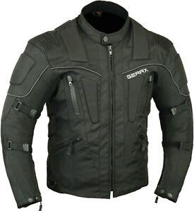 GearX Motorbike Motorcycle Jacket Waterproof Vented Breathable Spring Summer