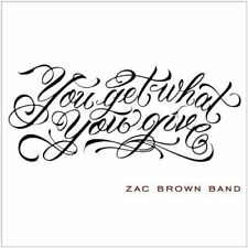 CD de musique country banda Zac Brown Band