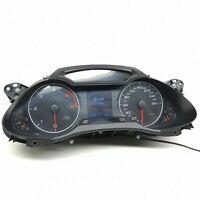 Audi A4 B8 Diesel Compteur Vitesse Speedo de Instrument Cluster Km/H